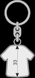 kľúčenka 33