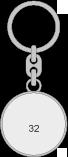 kľúčenka 32
